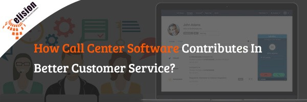 call center software for customer support