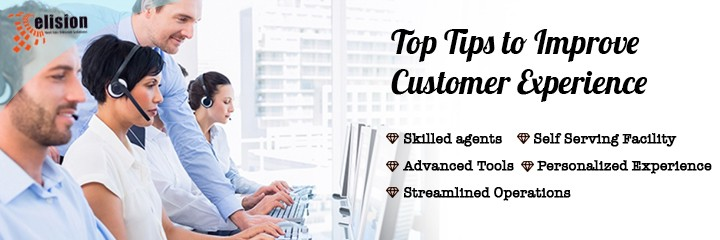Top Tips to Improve Customer Experience