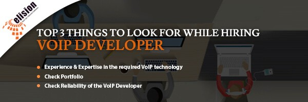 Tip to Hire VoIP Developer