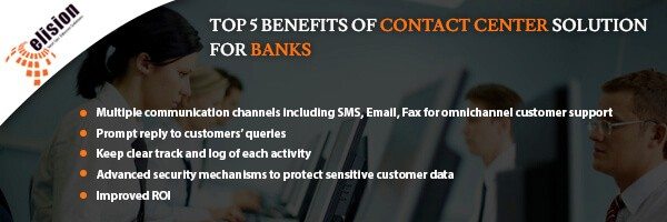 Contact Center Solution for Bank