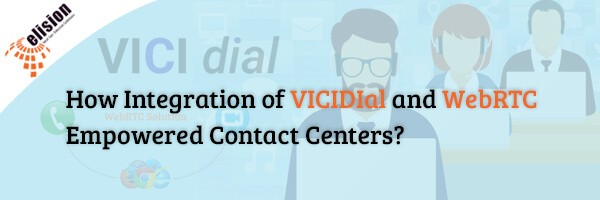 VICIDIAl WebRTC Phone Integration Service