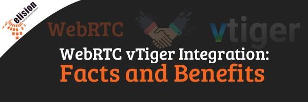 WebRTC vTiger Integration