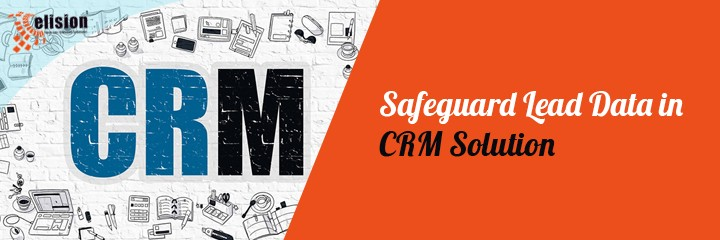 Safeguard Lead Data in CRM Solution
