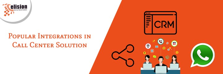 Popular Integrations in Call Center Solution