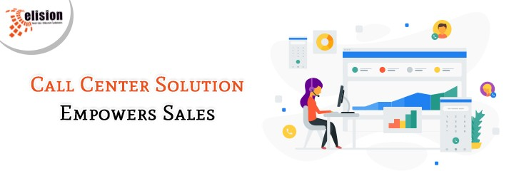 Call Center Solution Empowers Sales