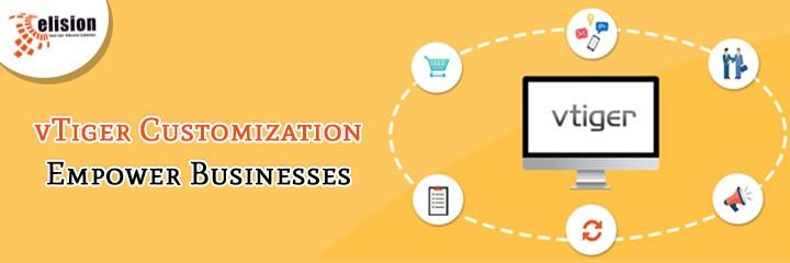 vTiger Customization Empower Businesses