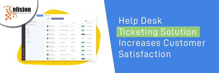 Help Desk Ticketing Solution Increases Customer Satisfaction