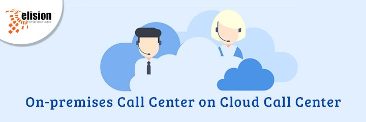 On-premises Call Center on Cloud Call Center